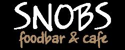 Snobs Foodbar&Cafe  Logo